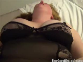 Filling Her Fat Pussy With Big Black Cock