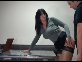 vers neuken video-, kantoor video-, hq secretaresse mov