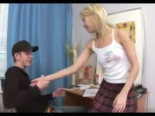 Студент підліток анал ебать