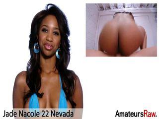 Jade nacole xxx