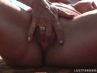 old porn, licking porn, grandma sex