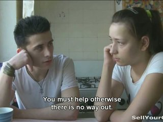 new brunette, best young fuck, new european film