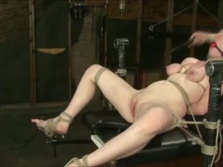 Blond from a cage 2