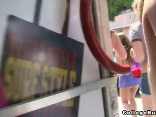 most coed fucking, real college video, college girl action