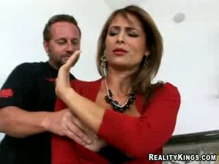 fucked, cougar, housewives, hot mom