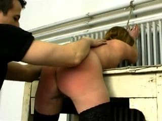 strap ons that cim video-, spanking, een that cock was huge
