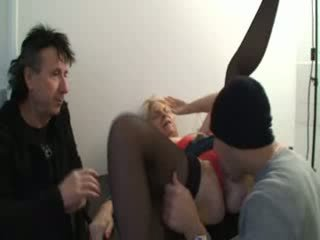 zuigen mov, heet geboord video-, controleren swingers vid