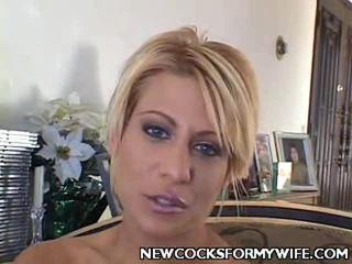 熱 新 cocks 為 mine 妻子 視頻 starring