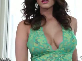 hot brunette great, online beauty, nice masturbating