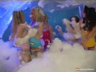 Legal Age Teenagerage Foam Funtime