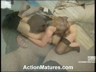 Laura And Philip Leggy Milf Inside Action