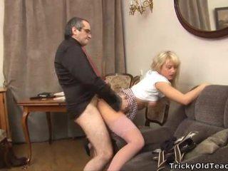 Seks lesson dengan miang/gatal guru