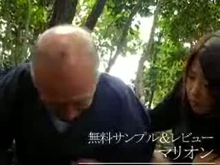 Japoneze adoleshent didnt understood grandpas intention video