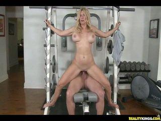 more tits scene, blondes vid, fun hard fuck thumbnail