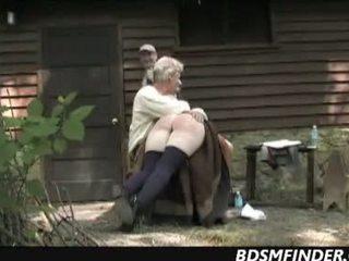 Old World Domestic Discipline