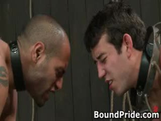 Gay Slave Receives Caged And Anal Electro Shocked 4 By Boundpride