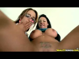 Busty Queen Bitch Teased And Hard Fucked