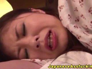 亞洲人 日本語 成熟 在 肛門 玩