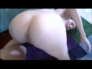 Excited Kenna Kane Receives Her Twat Whacked By A Massive Cock From Behind