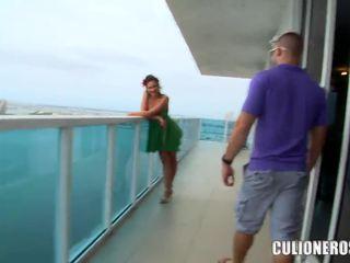 groot hardcore sex klem, spaans, een latijn video-