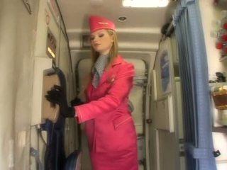 uniform, echt air hostesses film