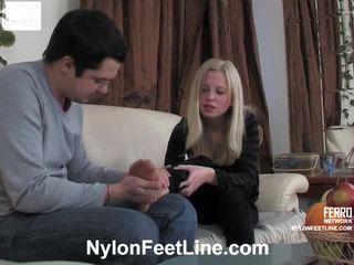 Paulina dhe adam geta footfuck film