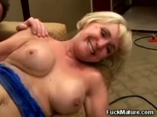 Old Pussy Made Love And Spunked Onto