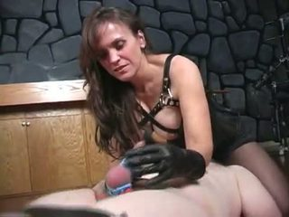 Club Dom Forced to Jerk off