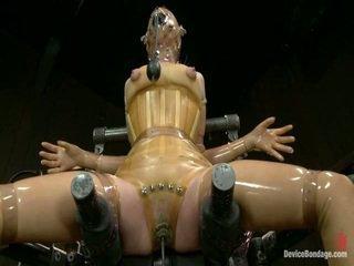 meer slavernij video-, beste bondage sex neuken, vers vastgebonden-up seks