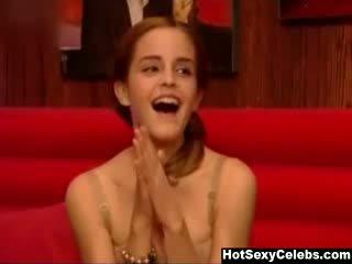 Emma watson em friday noite com jonathan ross
