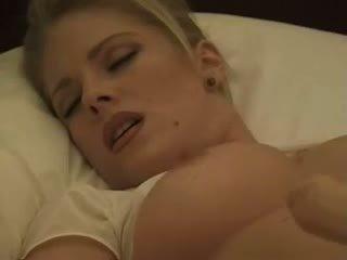 Jennifer avalon (tracy smith) 他妈的 她自己 同 一 假阳具