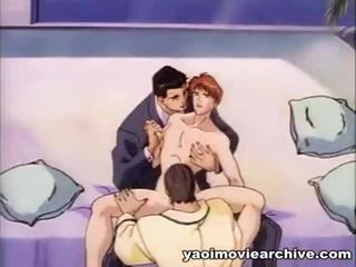 Porno movs från hentai nischer