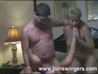 Madura grupo swingers intimacies