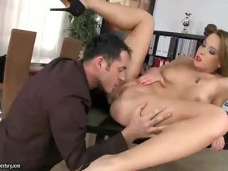 Horny Young Babe Having Anal Fucked