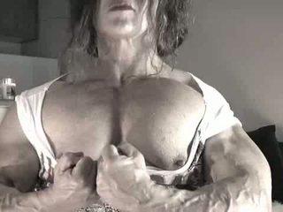 Lớn nhất âm vật bodybuilder phụ nữ