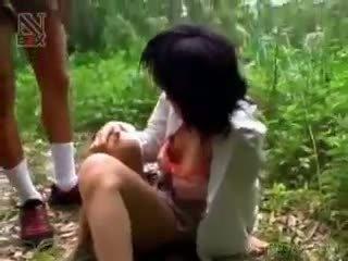 Asian Schoolgirl Turned Sex Slave Gets Abused Hardcore
