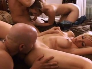 Orgy after party