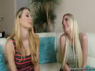 Natalia starr & riley evans