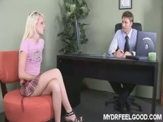 Pon Video With 18yo Blonde Alexia