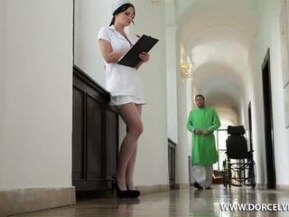 Zdravotní sestra abbie