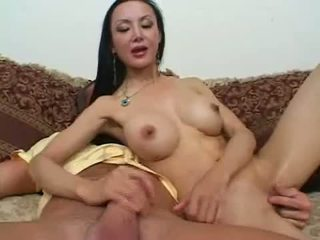 Saultry Oriental Ange Venus Opens Pussy For Hard Meaty Injection