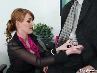 watch secretary mov, office fuck, office blowjob
