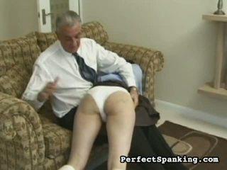 Grandpas discipline