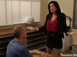 বিশাল titted instructor romi বৃষ্টি having চোদা onto প্রেমমূলক america