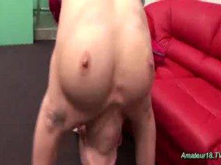 echt brunette, meest orale seks seks, kijken tieners scène
