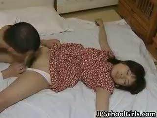 Extremely forró japán schoolgirls part4