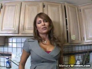milf sex, reifen, beobachten aged lady am meisten