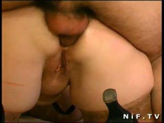 real bbw sex, fresh french, threesomes video