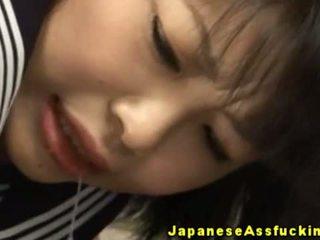 japanse neuken, mooi assfucking seks, buttfucking