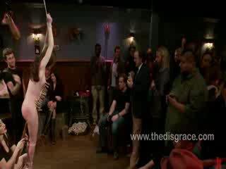 pervers, ideaal leer, heet bizzare porno